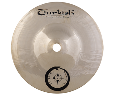 "Turkish Cymbals Gamma 6"" Splash"