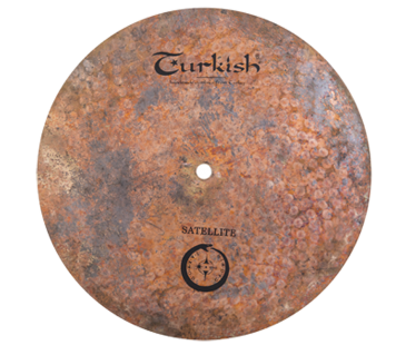 "Turkish Cymbals Satellite 10"" Bell"