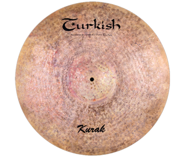 "Turkish Cymbals Kurak 15"" China"