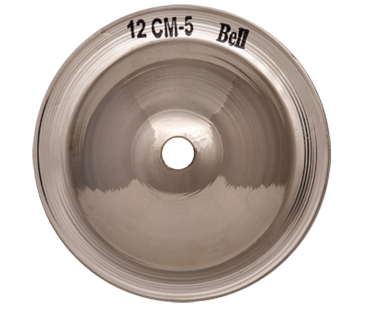 "Turkish Cymbals Mega Bell 9"" Bell"