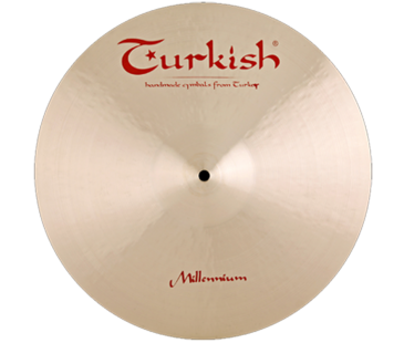 "Turkish Cymbals Millennium 22"" Ride"
