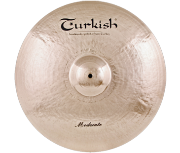 "Turkish Cymbals Moderate 18"" Crash"