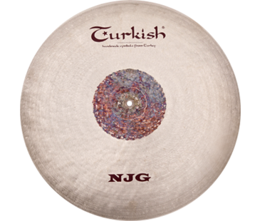 "Turkish Cymbals Njg 22"" Ride Flat"