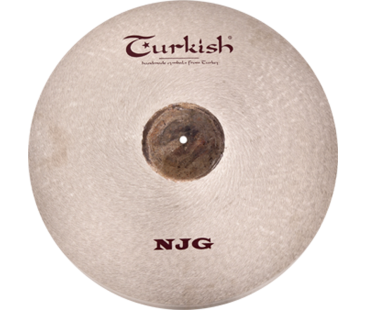 "Turkish Cymbals Njg 22"" Ride Light"