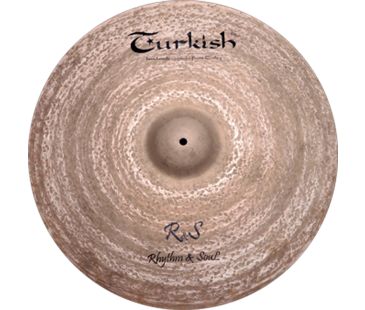 "Turkish Cymbals R&S 20"" Ride"