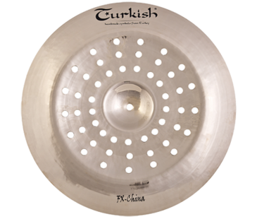"Turkish Cymbals Rock Beat 16"" Fx-China"