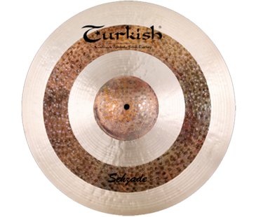 "Turkish Cymbals Sehzade 20"" Ride"
