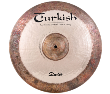 "Turkish Cymbals Studio 16"" Crash"