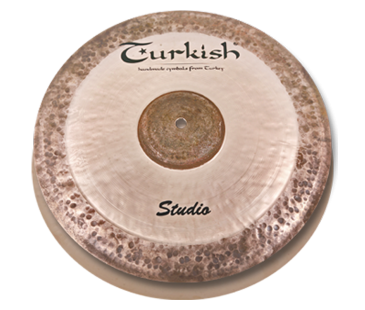 "Turkish Cymbals Studio 14"" Hihat"