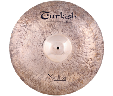 "Turkish Cymbals Xanthos-Cast 22"" Ride"