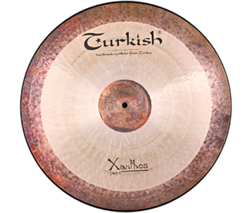 "Turkish Cymbals Xanthos-Jazz 22"" Ride"