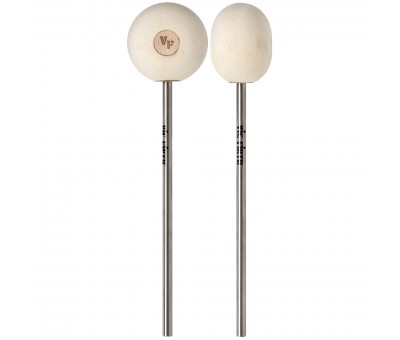 Vic Firth VKB1 Medium-Hard Felt Radial Head Tokmak