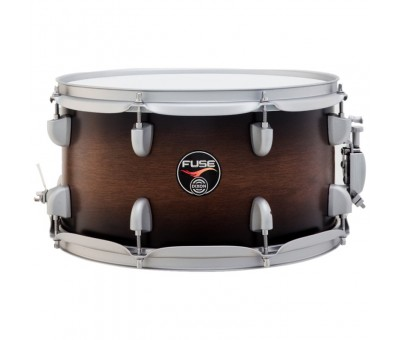 Dixon 7X13 Fuse Cherry Trampet, Satin Brown Burst/Satin HW