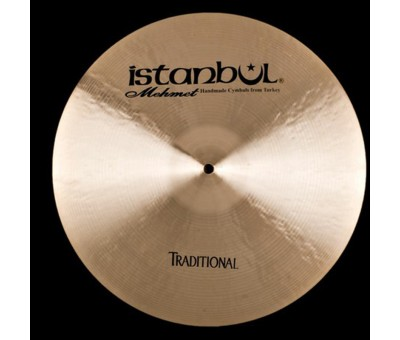 "İstanbul Mehmet 17"" Traditional Crash Thin"