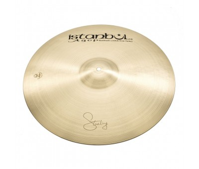 "Istanbul Agop 20"" Sterling Crash/Ride"