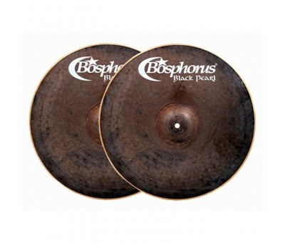 "Bosphorus Black Pearl 13"" Hi-Hat"
