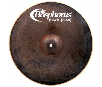 "Bosphorus Black Pearl 16"" Crash"