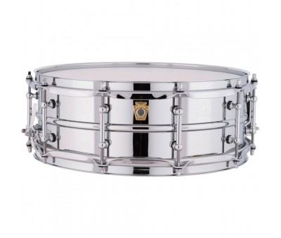 "Ludwig LM400T Supra Phonic Chrome Plated Aluminium Trampet 5""x14"""